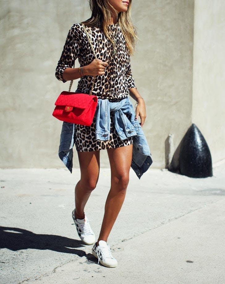 NY leopard dress