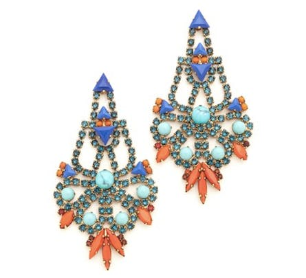 WHBM earrings NEW