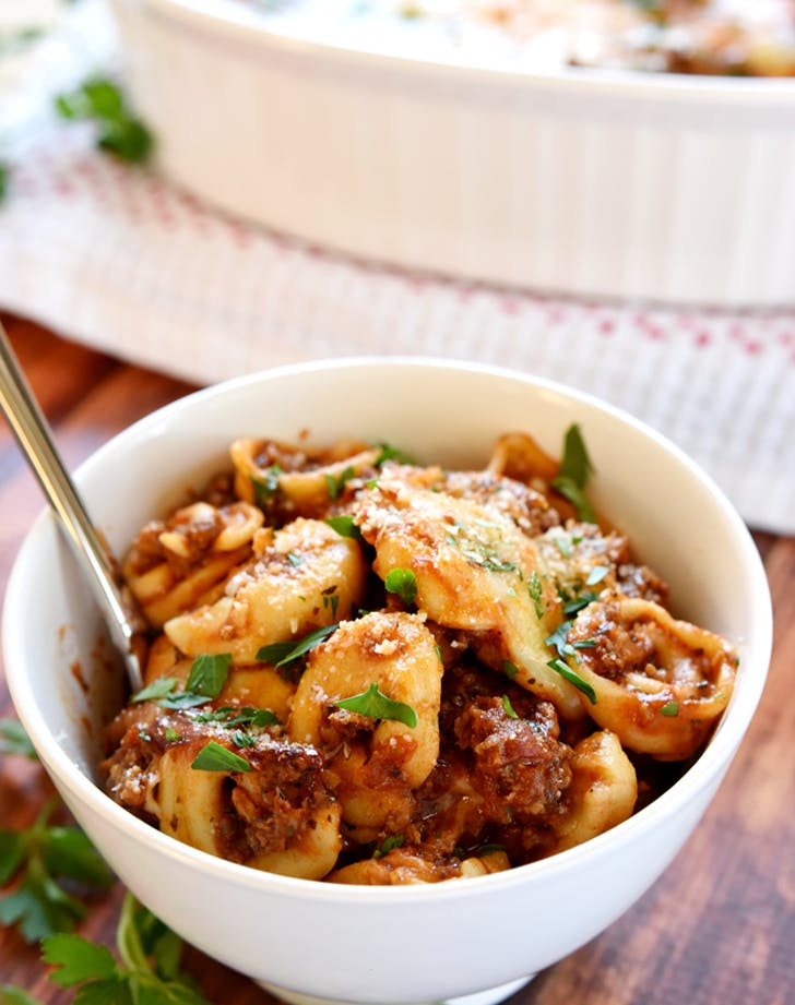37 ground beef recipes to make for dinner purewow for Fancy at home dinners