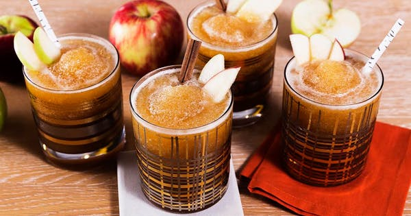 Fall Cocktails to Make for a Cozy Night In