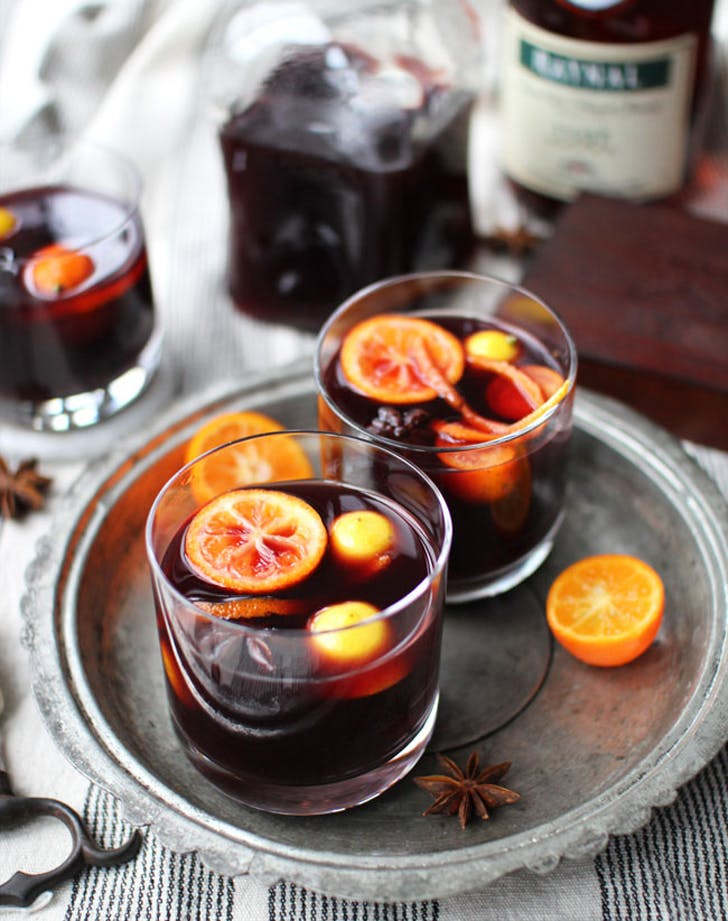 cocktails mulledwine