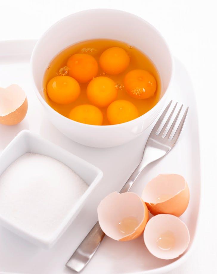 freezer eggs