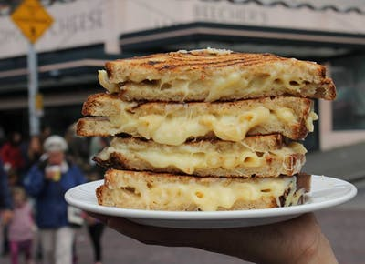 The Best Grilled Cheese in Every U S  State - PureWow