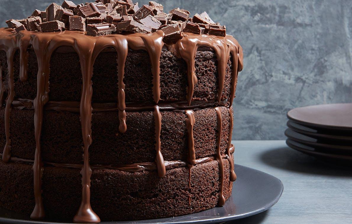 Hersheys Chocolate Cake Recipe PureWow