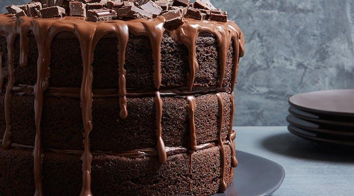 Hershey's Milk Chocolate Cake