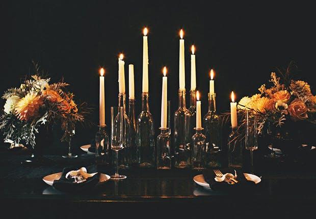 hersheys candles