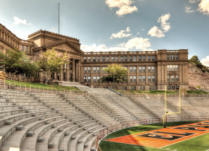 El Paso High School Tx
