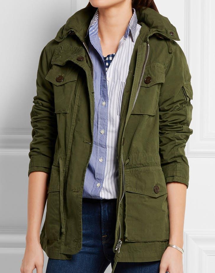 jacket tall