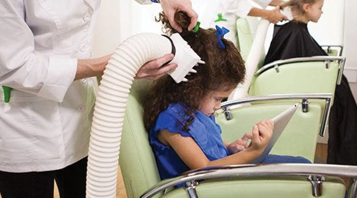 Good News, Moms: This New Lice Treatment Is 99 Percent Effective