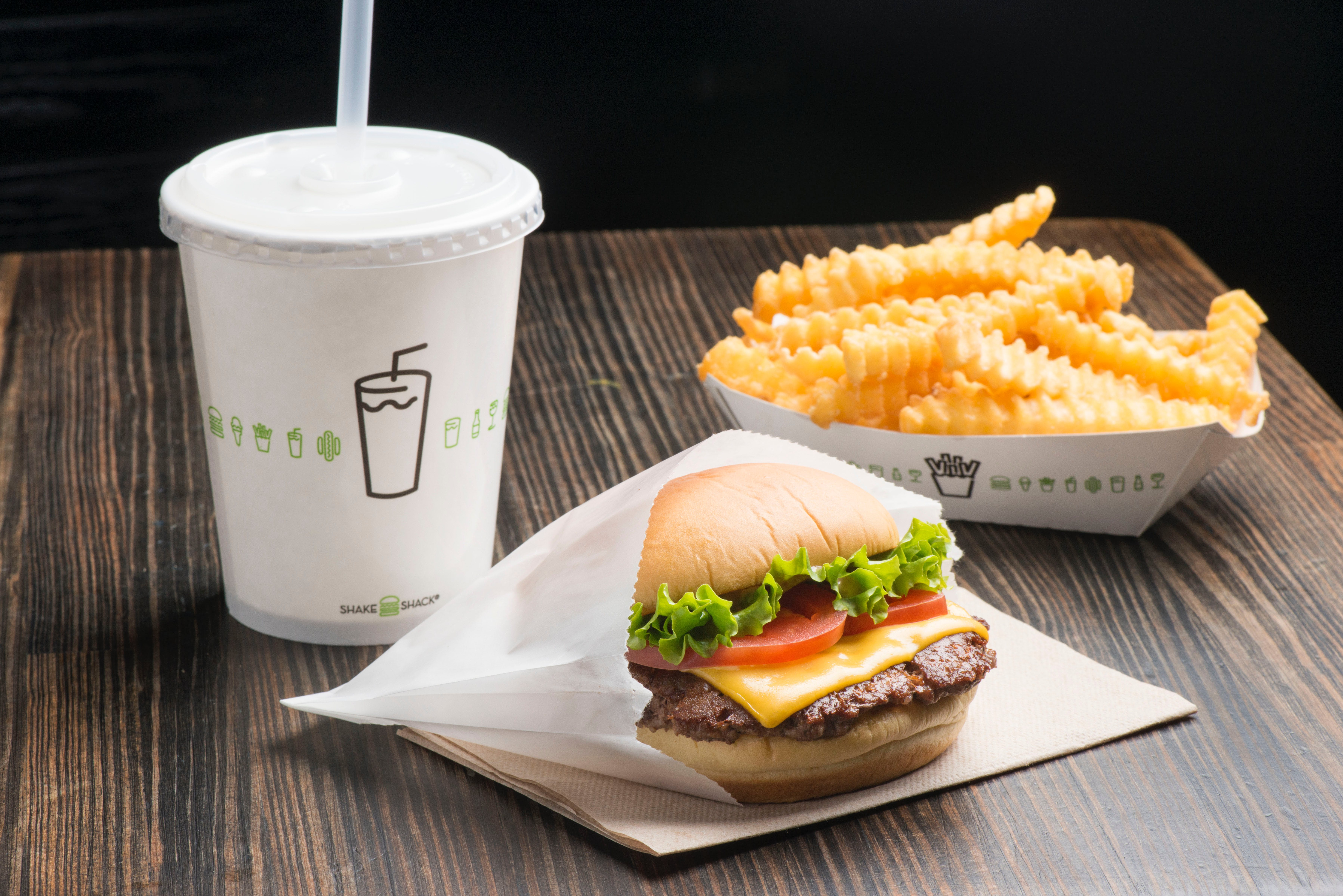link burger