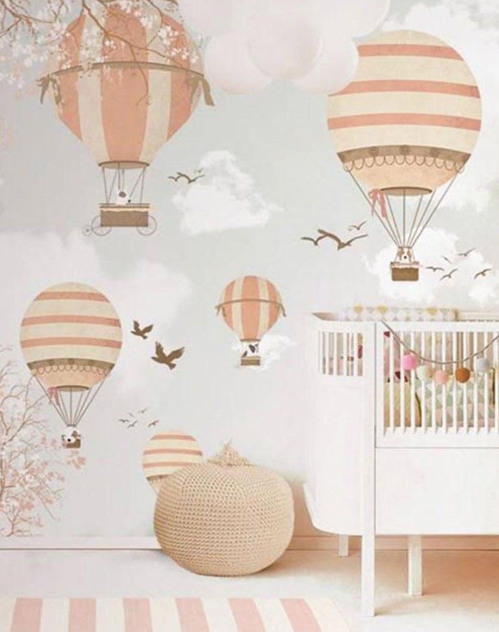 Nursery3 Little Hands Wallpaper