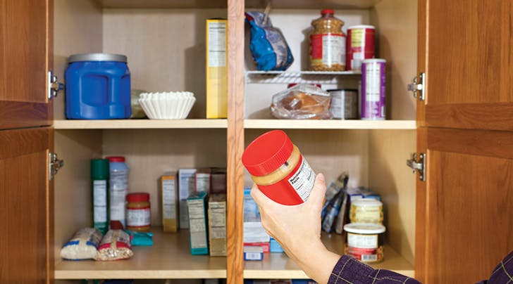 The One Thing in Your Pantry You Should Be Storing Upside Down