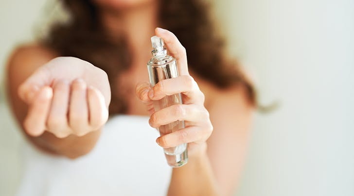 A No-Fail Trick to Make Your Perfume Last All Day