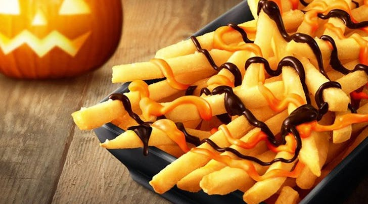 Welp, McDonalds Is Selling Pumpkin French Fries