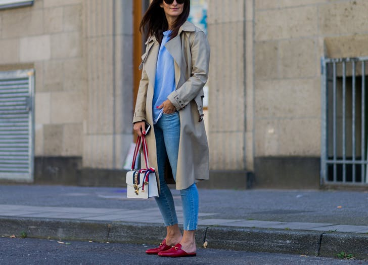 skinnies trench