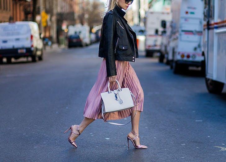 skirts pink