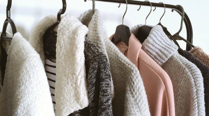 This Hack for Deodorizing Your Winter Wardrobe Is Pretty Brilliant