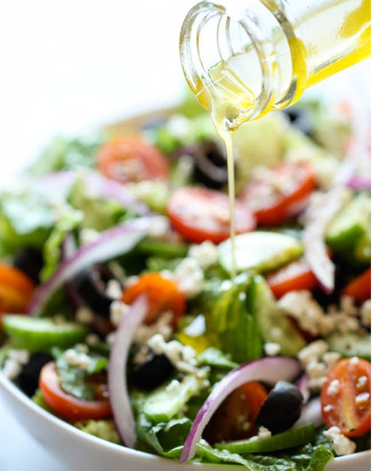 GREEK SALAD LIST