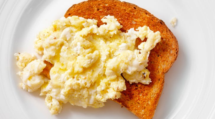 Try Adding This Secret Ingredient to Your Scrambled Eggs