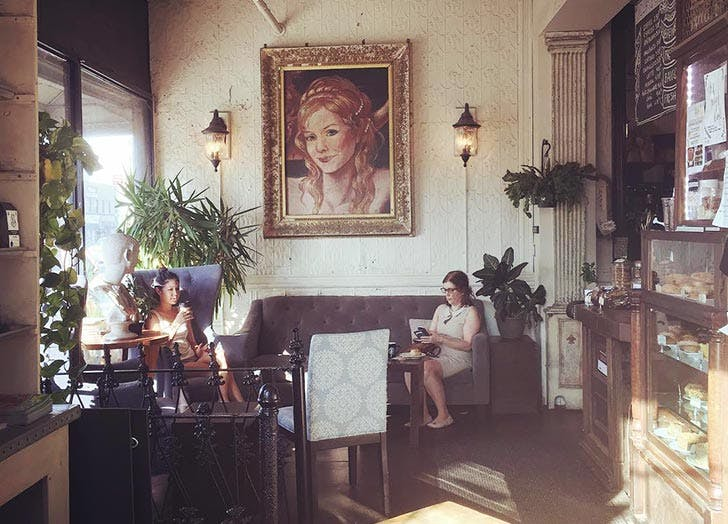 NY cozycafes list7