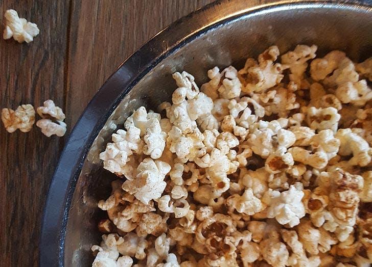 NY falldishes popcorn