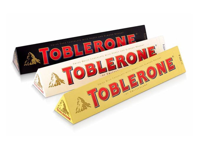 TOBLERONE SLIDE