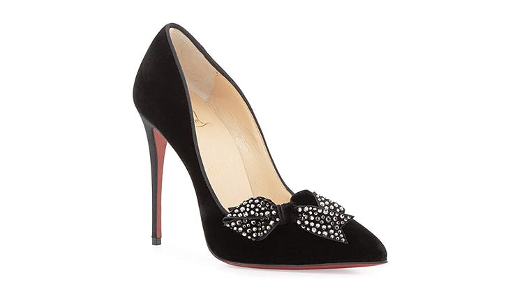 VelvetShoes Louboutin