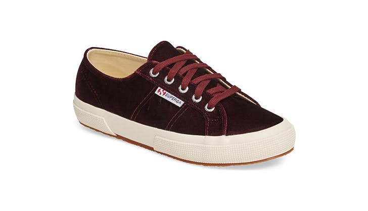 VelvetShoes Superga