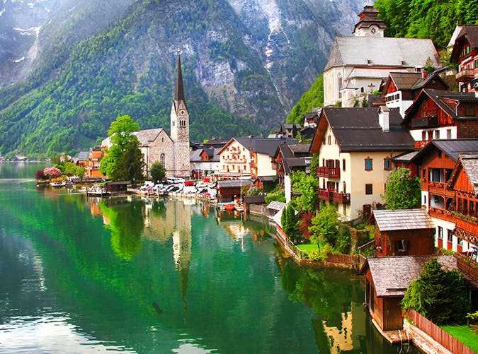 The 15 Most Adorable Small Towns in Europe
