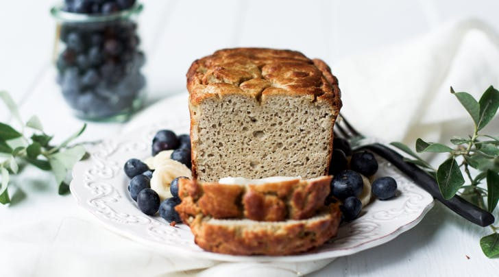 This Gluten-Free Blender Bread Is a Total Game Changer