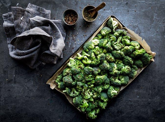 breastfeeding broccoli