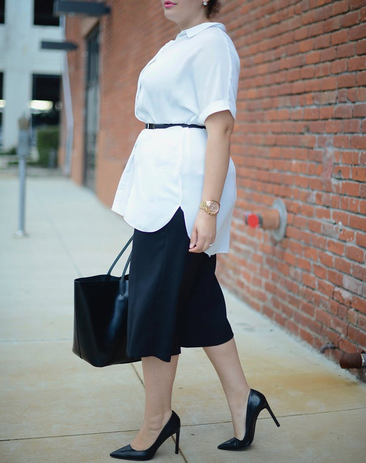 business culottes
