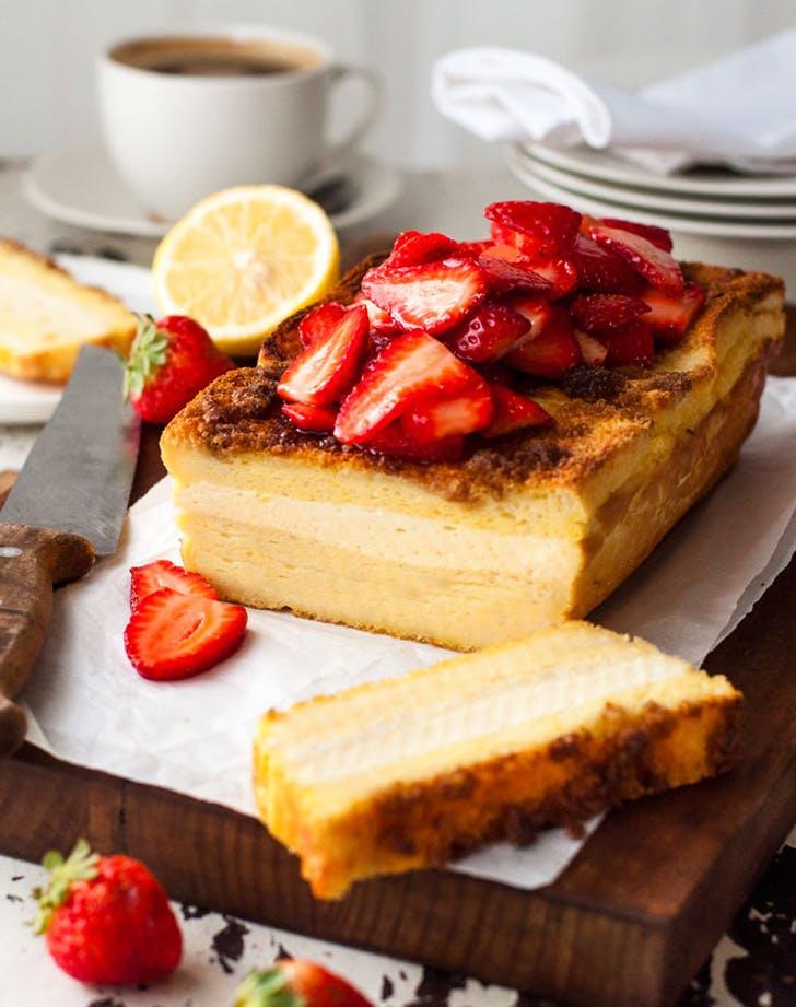 cake frenchtoast