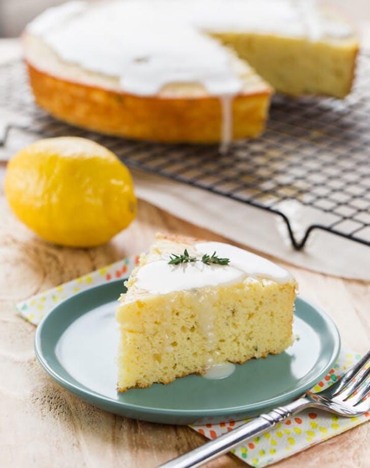 cake lemonthyme