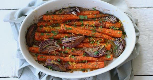 24 Irresistible Vegetarian Thanksgiving Sides
