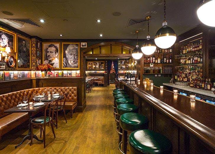 chumleys restaurant NY