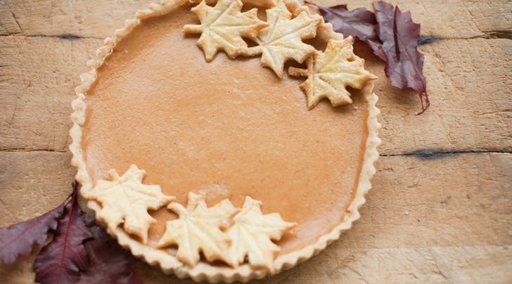 The Secret Trick to Making a Pie Crust Look Amazing