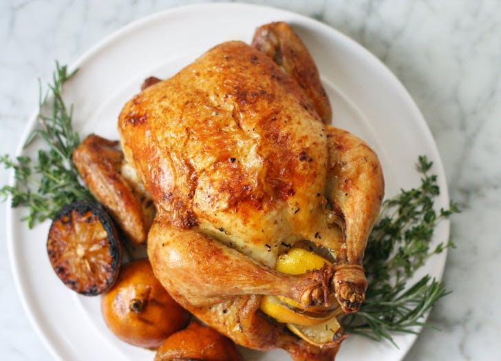 dinner roastchicken