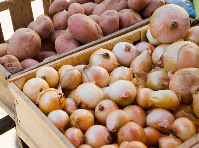 food onions