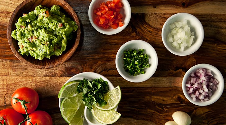 The Easy Way to Keep Guacamole Green for 24 Hours