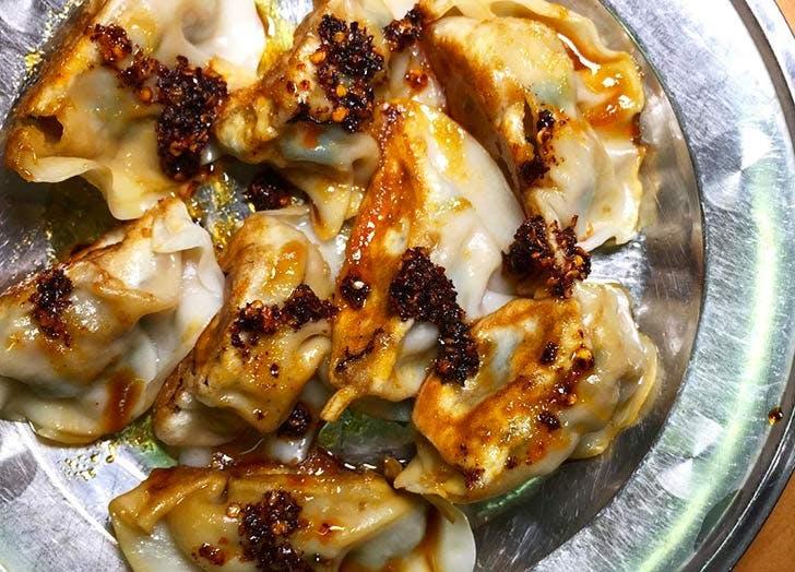 lam zhou handmade noodle dumplings NY 728