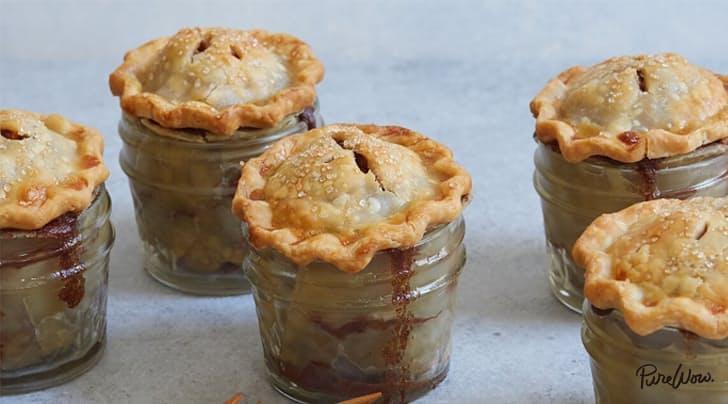 mason apple pie