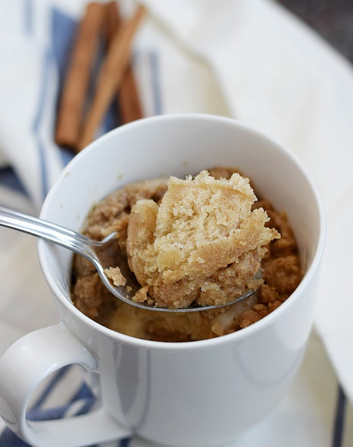 16 Mug Desserts to Make in the Microwave - PureWow