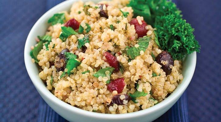 How to Make Quinoa Taste Infinitely Better