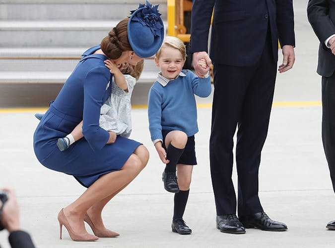 All the Cutest Moments From Prince George and Princess Charlottes Canadian Tour