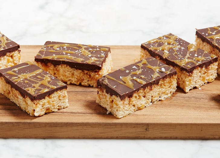 salty ricekrispies