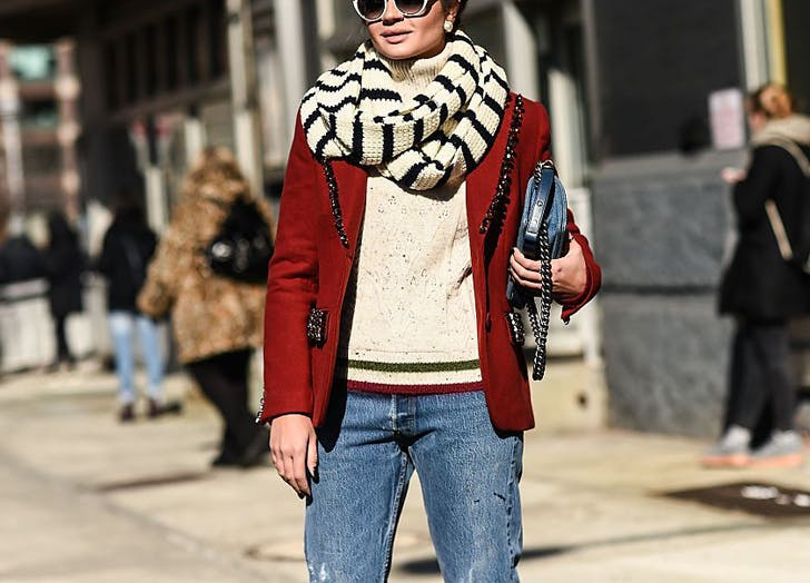 scarf infinity