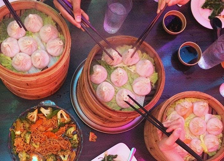 shanghai cafe deluxe dumplings NY 728