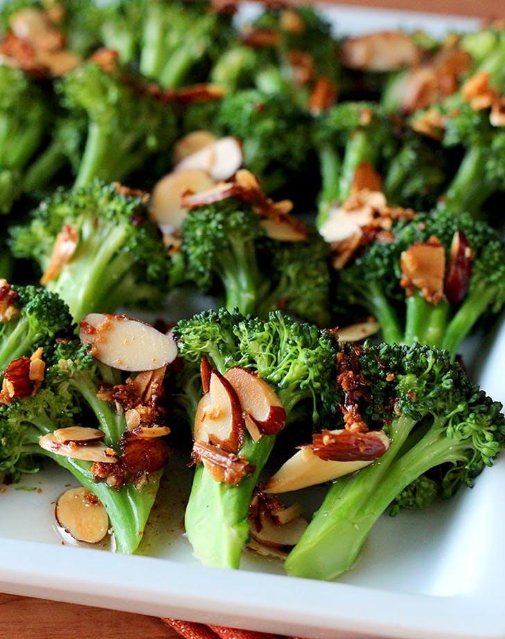 sides broccoli