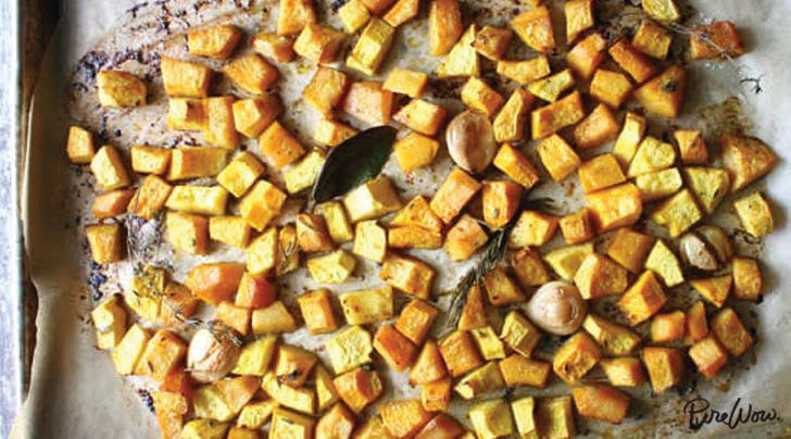 Marinated Butternut Squash